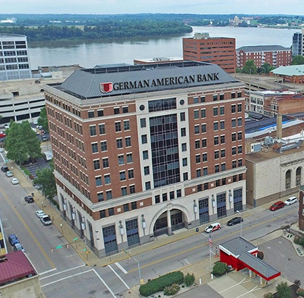 Evansville Downtown Office Photo