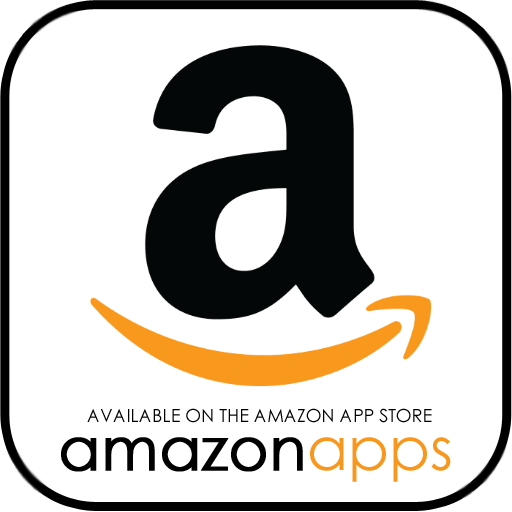 Amazon - Available on App Store
